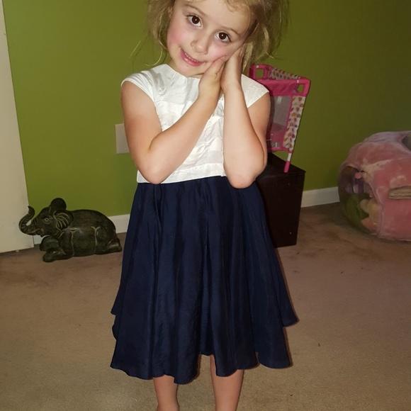 GAP Other - Baby Gap Color Block Dress